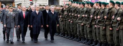 Austrian National Day Wien, 26.10.2013