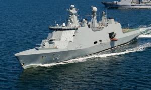 HDMS ABSALON of Denmark 2015 NATO