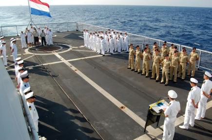Dutch warship, HNLMS Groningen Nov.2015