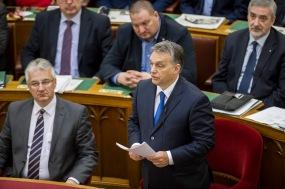 Prime Minister Orbán 2016