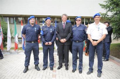 2-Austrian Police in EULEX 2014 Aus.Gov