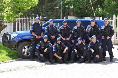 Austrian Police in EULEX 2014 Aus.Gov