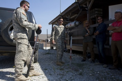 US and EULEX hold Training Sep 2015