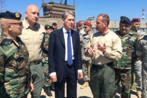 Foreign Secretary Philip Hammond 2016 UKGov