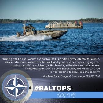 BALTOPS 2016