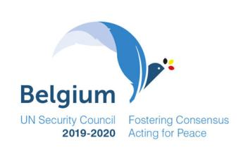 logo-belgium-un-security- council Protected by Copyright LAW
