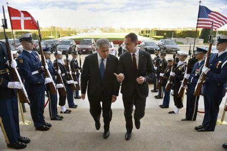 defense-secretary-chuck-hagel-welcomed-danish-defense-minister-nicolai-wammen-to-the-pentagon-nov-7-2014