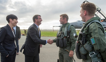 secretary-of-defense-ash-carter-and-norwegian-minister-of-defense-ine-eriksen-soreide-met-with-norwegian-f-16-fighting-falcon-pilots-norway-sept-8-2016